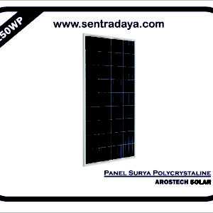 panel surya 150wp polycrystalin