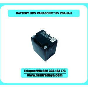 BATTERY PANASONIC 28 AH
