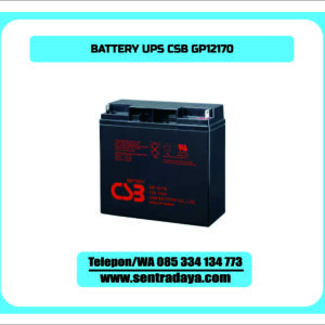 BATTERY UPS CSB GP12170