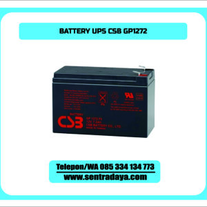BATTERY CSB GP1272 F2