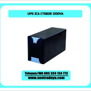 UPS ICA CT682B 1200VA | UPS ICA TYPE LINE INTERACTIVE TERLARIS