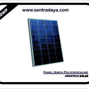 PANEL SURYA 50WP POLYCRYSTALIN