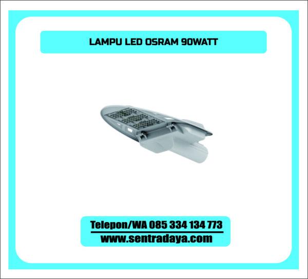 LAMPU PJU LED OSRAM 90WATT | LAMPU PENERANGAN JALAN LED 90WATT